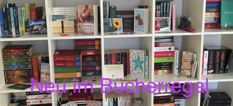 Neu im Bücherregal #1