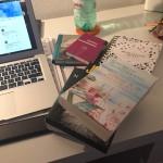 Ein bisschen Blogarbeit