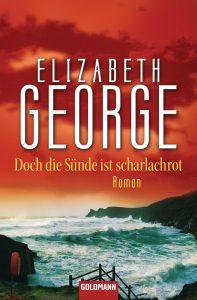 Doch die Suende ist scharlachrot von Elizabeth George